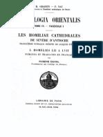 Patrologia Orientalis Tome IV - Fascicule 1 - No.  - Graffin - Nau .pdf