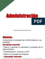 Administracion N º1
