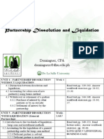 05 Partnership Dissolution