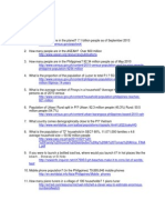 10 Questions and Autobiography