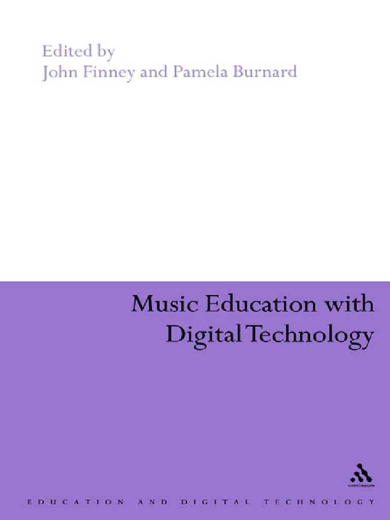Music education with digital technology music education music education with digital technology music education educational technology fandeluxe Image collections