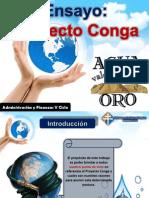 Ensayo Proyecto Conga