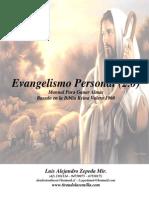 Evangelismo Personal 2 0