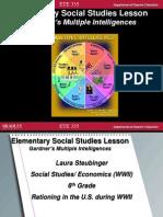 ete 335 economics lesson plan