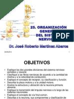 25 Organizacic3b3n General Del Sistema Nervioso