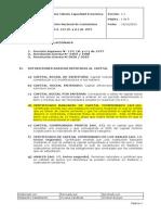 Normativa Relacionadacertificado Bancario y Capacidad Economica