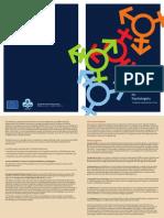 Transgender Equality Network Irelans, Brochure, Términos