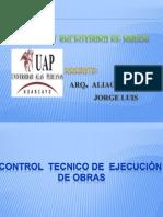 Control Tecnico