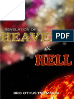 Revelation of Heaven and Hell by Bro. Othusitse Mmusi