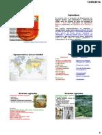 Agricultura, Conceitos e Produção Agropecuária (Folhetos 6 a 6)