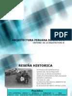 Arquitectura Peruana de Los 80_s