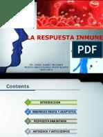 La Respuesta Inmune