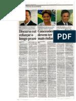 Jornal Valor Presidenciáveis