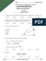 Semana 0 Trigonometría Básico 2012-i Quispe