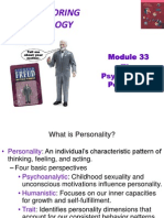 33 the Psychoanalytic Perspective