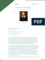 Shakespeare Uma Leitura Freudiana