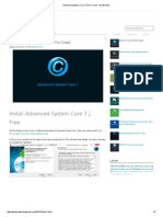 Advanced System Care 7