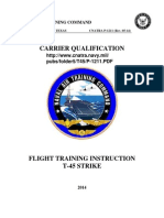 T-45 Carrier Qualification P-1211