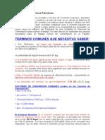 Cementación de Pozos Petroleros (Cálculos)