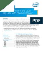 Etl Big Data With Hadoop