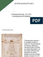 Arquitetura renascentista (2)
