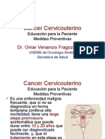 Cancer Cervicouterino Prevencion