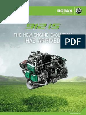 Rotax 912 Is | Engines | Carburetor