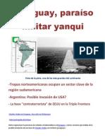 Paraguay paraíso militar yanqui- (NOTAS)