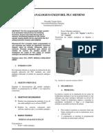 Modulo Analogico Em235 Del Plc Siemens