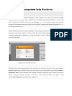 Pengenalan Komponen Adobe Illustrator
