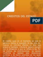 Creditos Del Estado