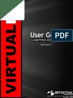 VirtualDJ 7 LE - User Guide