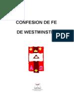 Confesion de Fe Westminster Mgi