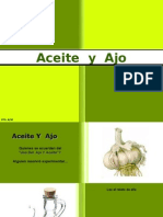 AJO Aceite Oliva