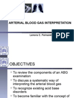 ABG Lecture Dr Lenora Fernandez