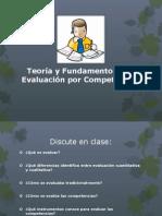 1. Teoría y Fundamento de La Evaluación Por Competencias