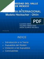 Presentation Economia Internacional