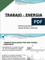 96812 Ppt Trabajo Energia