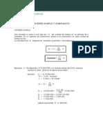 U5 M3 Interés Simple y Compuesto