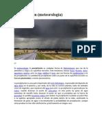3. Precipitación. Hidrologia 2013-2docx