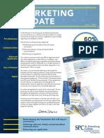 Marketing Update June 2014