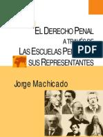 Escuelas Penales Jorge Machicado