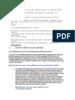 How to Check DC Servo Motor