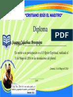 Diploma Retiroxd