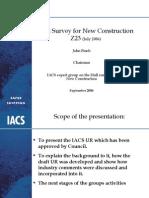 iacs presentation