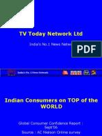 news channel presentation