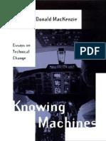 [Donald MacKenzie] Knowing Machines1996