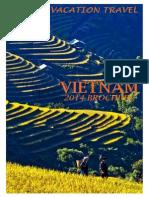 Golden Vacation Travel's 2014 Brochure