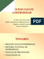 213342980 SEMANA 02 Definiciones Salud Enfermedad Historia Natural Niveles Prevencion