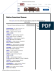 Behind the Name_ Native American Names